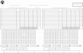 Free Blank Football Depth Chart Template Then Football Depth
