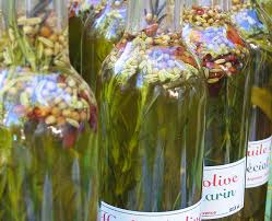 Decorative Infused Oil Bottles DIY GIFT IDEA Flavored Cooking Oils In Beautiful Bottles 49