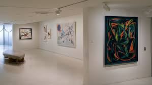 installation view of solomon s gift the founding collection of the guggenheim