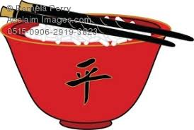 bowl of rice clip art. Modren Rice In Bowl Of Rice Clip Art D