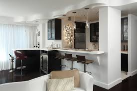 Apartment Kitchens Space Saving Ideas Small Kitchen Design Nyc Apartment Ideas