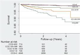 Agatston Score Chart Testosterone Therapy Coronary Plaque And Calcium Score