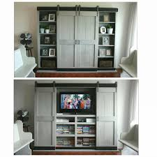 sliding door cabinet for tv