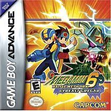 Mega Man 6 Weakness Chart Mega Man Battle Network 6 Wikipedia
