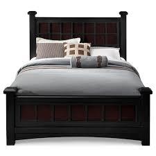 Shop Queen Beds Value City Furniture Ella Upholstered Bed Charcoal
