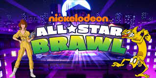 Stimpy for Nickelodeon All-Star Brawl ...