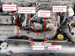 2011 jeep patriot engine diagram not lossing wiring diagram • jeep jk thermostat housing replacement azoffroading com 2010 jeep patriot engine diagram jeep patriot transmission