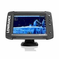Lowrance Chart Card Elite 7 Ti Fishfinder Chartplotter Combo With Insight Charts