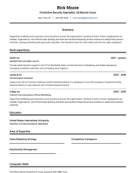 How To Create A Great Resume Visualcv Online Cv Builder Professional Resume Maker