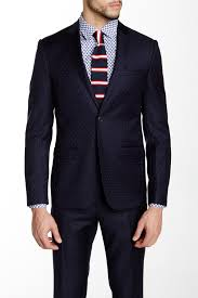 Moods Of Norway Axel Slim Suit Blazer Nordstrom Rack