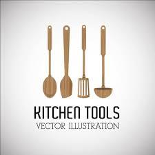 kitchen utensils vector. Kitchen Tools Vector Illustration Set 13 Utensils