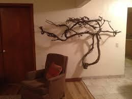 grape vine wall art