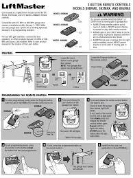brilliant craftsman garage door opener manual with