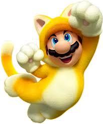 3d Custom Girl Wikipedia Cat Mario Super Mario Wiki The Mario Encyclopedia