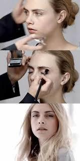 best celebrity makeup tutorials cara delevingne makeup step by step you videos tips
