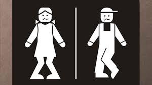 Boy Bathroom Sign Unisex Bathroom Experience Youtube