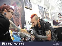 Brno Czech Republic 20th Oct 2018 The Second Year Of The Tattoo