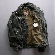 aviresfly men s motorcycle leather jacket double zipper oblique lapel coats soft goatskin jacket with fold belt uk 2019 from sportsneakers