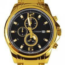 citizen gold chronograph mens watch an3552 50e citizen gold mens watch an3552 50e