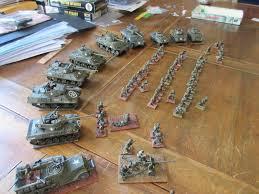 Us Army Platoon Forward Hq Us Army Reinforced Platoon