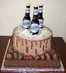 Cake Ideas For Men Back And Better Than Ever The Grooms Cake