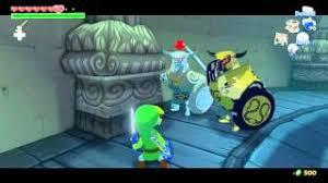 The Legend Zelda Wind Waker Hd Walkthrough Triforce Shard 2