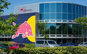red bull corporate office. Bull In A China Shop: The Red Technology Centre Is Understated Compared With Corporate Office