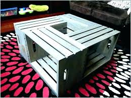 wine crate coffee table diy wooden crate coffee table crates coffee table wooden crate coffee table