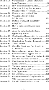 sap crm interview questions answers and explanations pdf 102 question 76 how to write some thing on logon screen