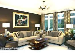 living room feature wallpaper ideas wall design with fireplace