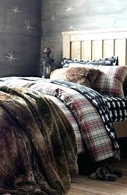 red flannel comforter astounding design sets duds 6 piece gray plaid set grey