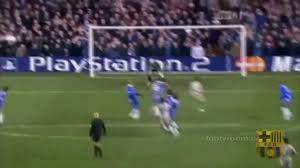 Ronaldinho Goal vs Chelsea ○ HD 1080p ○ Enhanced by MrChorna - YouTube