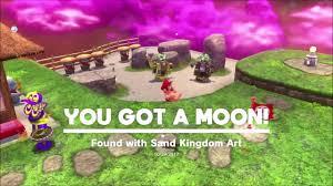 sand kingdom moon 63 found with sand kingdom art