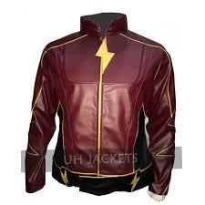 barry allen the flash jacket