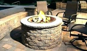 natural gas fire pit kit outdoor propane fire pit kits natural gas outdoor fire pit kits