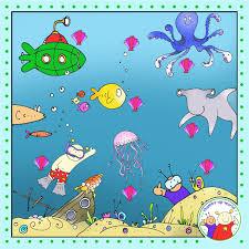 My Reward Board My Underwater Adventure Reward Board Thumbs Up World