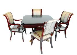 Game Table And Chairs Set Italian Game Table And Chairs Home Furniture Tables Game