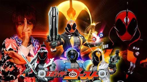 Kamen Rider Ghost Full Episodes Sub Indonesia