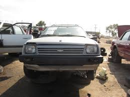 Junkyard Find: 1986 Chevrolet Sprint - The Truth About Cars