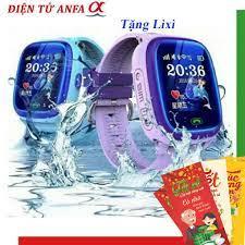 Đồng hồ thông minh cho bé DF25 Đồng hồ định vị trẻ em chống nước dễ quản lý  và sử dụng- Chính hàng - BH 6 tháng - Đồng hồ thông minh