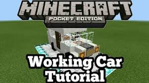 how to make a car in minecraft.  Minecraft Minecraft PE Command Block Car And How To Make A Car In