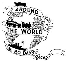 Clip Art. Around The World Coloring Pages. Breadedcat Free For ...