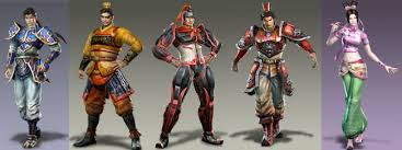 re: Downloadable Content [DW7 DLC] - now in all territories! - Page 10 -  Dynasty Warriors 7 Forum - Neoseeker Forums