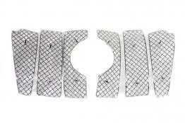 (4063) <b>Хром вставки</b> в <b>решетку радиатора</b> Бентли хром LC150 ...