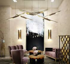 modern wall sconces living room25 room