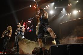 <b>Iron Maiden</b> Unleash the Beast in Arizona: Photo Gallery