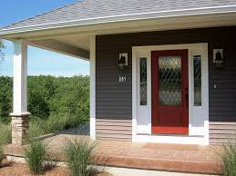 Exterior House Color Combinations Uk With Dark Grey And White