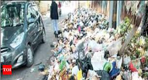 segregating garbage waste segregation flounders but bbmp fails to fine offenders bengaluru news times of india