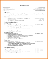 10 Resume Objective For College Student Examples Budget Reporting