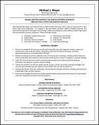 Effective Resume Format Resume
